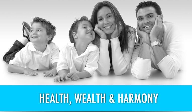 keluarga harmoni