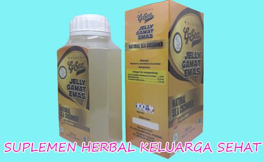 suplemen herbal untuk keluarga sehat
